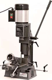 woodworking machinery - morticing